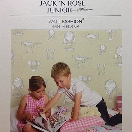 Jack 'N Rose Junior.