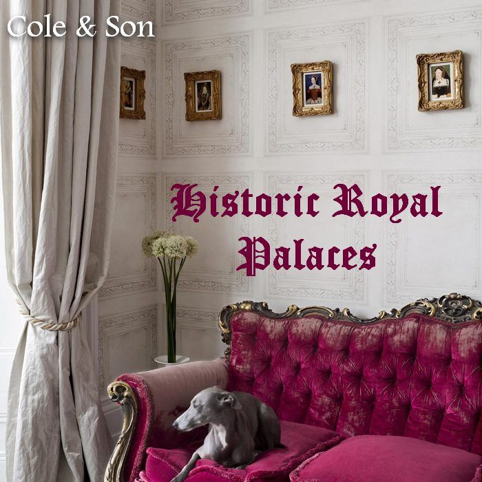Обои Historic Royal Palaces