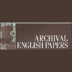Archival English Papers.
