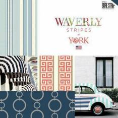 Waverly Stripes.