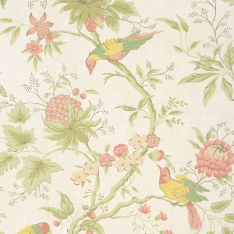 Little Greene Archive Trails II 0291BRCLOTH