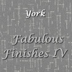 Fabulous Finishes IV.